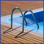 Pool-side Handles