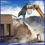 Demolishing a Building